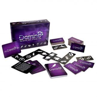 Domin8 Fetishspel för Par
