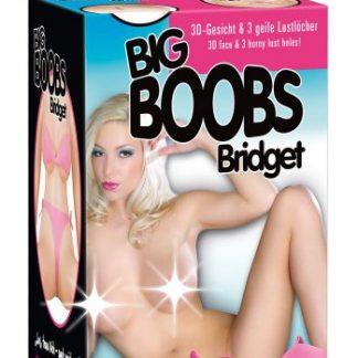 Big Boobs Bridget Sexdocka