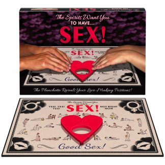 Kheper Games The Spirits Want You To Have Sex Parspel